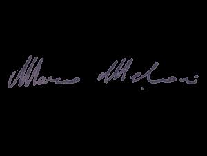 Signatures Marco Meloni